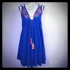 FREE PEOPLE LOVERS COVE DRESS